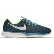 Tenis Nike Sportswear Tanjun Racer M Blustesy/sail - Volt Bl