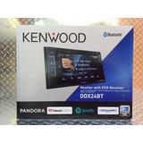 Estereo De Pantalla Kenwood Ddx24bt Doble Din 6.2 Bluetooth