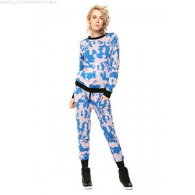 Pants Y Sudadera Súper Cool