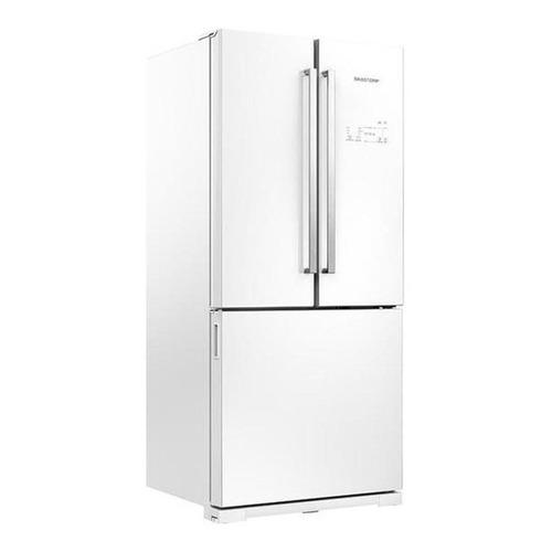 Geladeira frost free Brastemp BRO80A branca 540.6L 110V