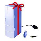 Mini Refrigerador Usb / Refrigerador Portátil De Regalo. ...