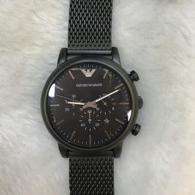 ced477ade46 Relógio Emporio Armani Ar5866 Modelo Masculino Novo!! - Relógios De ...