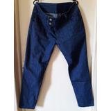 Calça Jeans Feminina Traxy Semi Nova - Tam. 42