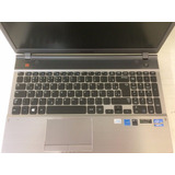 Notebook Samsung Serie 5 Mod Np550p5c Ad2br Corei5 4gb Hd500