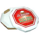 Caixa De Pizza Em 2 Cores 35cm Personalizada R$ 1,30