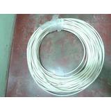Cable #4 Marca Cabel Thw 7 Pelos 100% Cobre, Mercado Lider