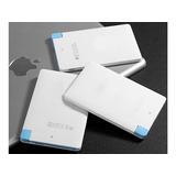 Cargador Power Bank Ultra Slim Tarjeta Samsung J7 S7 S7 Edge