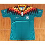 Camiseta Alemania Retro Titular Y Suplente 1994