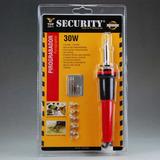 Practico Pirograbador Security Profesional 11 Puntas