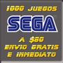 1000 Juegos De Sega Para Pc - Pc/android/psp Envió Inmediato