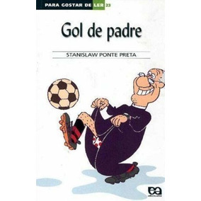 Livro Gol De Padre Stanislaw Ponte Preta