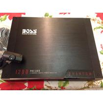 Amplificador Planta De Sonido Boss 2 Canales1200w Ph2.600