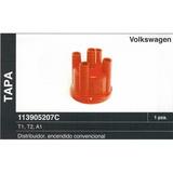 Tapa Distribuidor Platino Vw Golf Jetta A2 # 113905207c