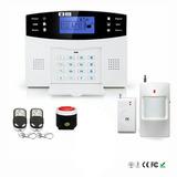 Kit Sistema Alarma Gsm Inalambrica Para Casa Oficina Negocio