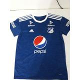 Camiseta Millonarios Colombia River