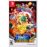 Pokken Tournament Dx - Nintendo Switch - Pokemon