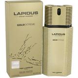 Lapidus Gold Extreme De Ted Lapidus Edt 100ml Original