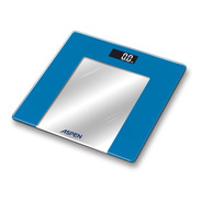 Balanza Digital Personal Vidrio Hasta 150kg Lcd Aspen B010