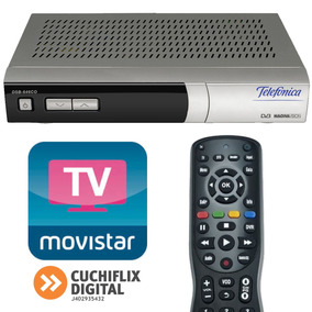 Decodificador Movistar Tv Deco Estándar Dsb-646 Corporativo