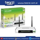 Router Gigabit Wreless N 300mbps Tp-link Tl-wr1042nd