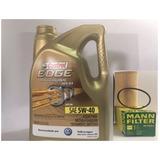 Aceite Sintetico Castrol Edge 5w-40 Filtro Gratis Bora
