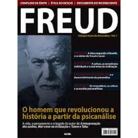 Livro Coleção Guias Da Psicanálise Vol. 1 Freud
