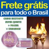 Pomada Creme Excitante Feminino P/ Gozar Rapidinho Kit C/ 2
