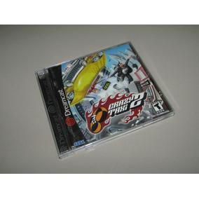 Crazy Taxi 2 Dreamcast Original Americano Completo Excelente