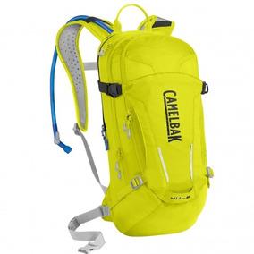 Morral Deportivo Camelbak Mule (amarillo/rojo/azul)