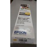 Cinta Epson 8750-dp Paquete Doble Original