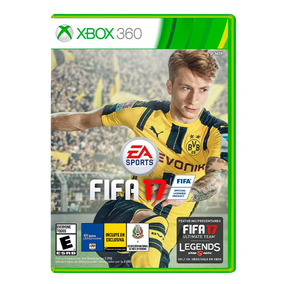 Juego Xbox 360 Game Fifa 17 Ibushak Gaming