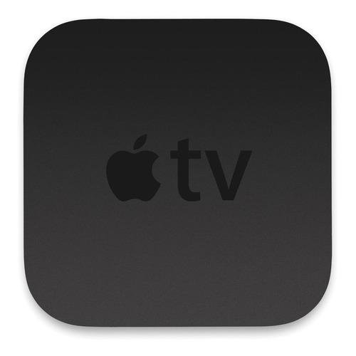 Apple TV 4K A1842 de voz 4K 32GB negro con memoria RAM de 3GB