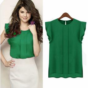 Blusa Mariposa Camisa Style Ropa Importada Envio Gratis