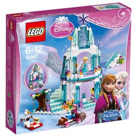 Lego Disney Princesas Castillo De Hielo De Elsa 41062