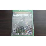 Watch Dogs 2 Gold Edition Xbox One Nuevo Sellado