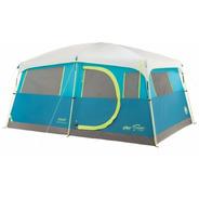 Barraca Camping Coleman  Tenaya Lake 8 Pessoas Com Closet