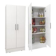 Despensero 2 Puertas Cocina 60x30x150cm Organizador Envíos !