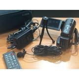 Video Camara Sony Con Proyector