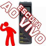 Gravador Audio Som De Voz Detetive Aparelhos Espionagem Be3