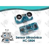 Sensor Ultrasónico Hc-sr04 Hcsr04 Para Arduino Pic