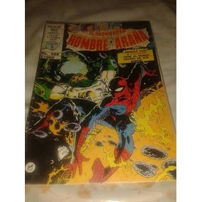 Revistas Hombre Araña #499,503,546,21