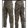 Pantalón Militar Camuflado Us Army Bdu Battle Dress Uniform