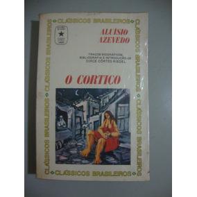 Livro - O Cortiço - Autor Aluisio Azevedo