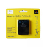 Memory Card 8mb Ps2 Play Station 2 Memoria