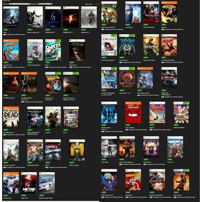 Conta Xbox Live 124 Jogoa Xbox 360 + 67 Jogos Xbox One.