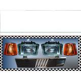 Combo 147 Spazio Fiorino Vivace Opticas + Giros + Parrilla