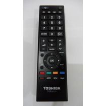 Control Remoto Toshiba Smart Tv + 4 Pilas Gratis