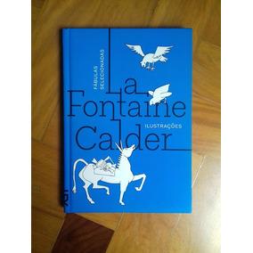 Livro La Fontaine Fábulas Selecionadas Cosac Naify