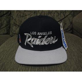 Boné Anos 90 Los Angeles Raiders Script Eazy E Raríssimo