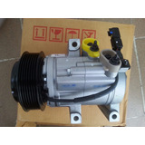 Compressor Do Ar Condicionado Ford Nova Ranger 2013 Original